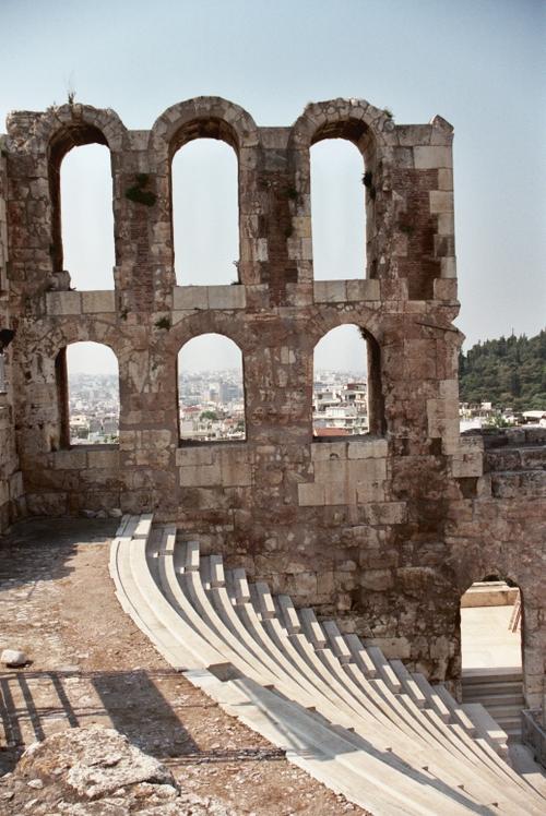 Dionysus Theatre, Acropolis