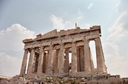Parthenon, 447-438 BC