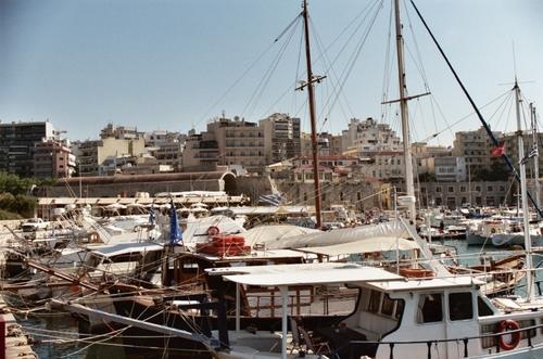 Port of Heraklion, Crete