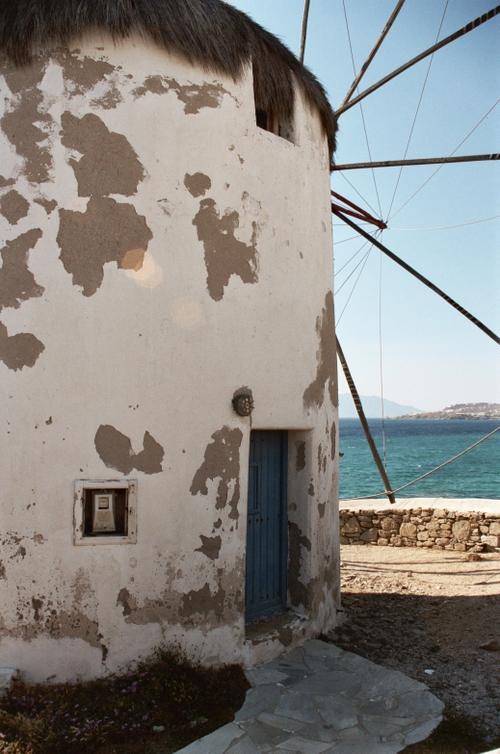 Windmill, Mykonos